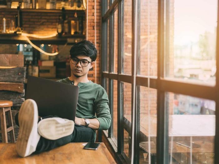 Solo freelance web designer scaling business