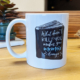 What Doesn't Kill You Makes Your Memoir Stronger Mug