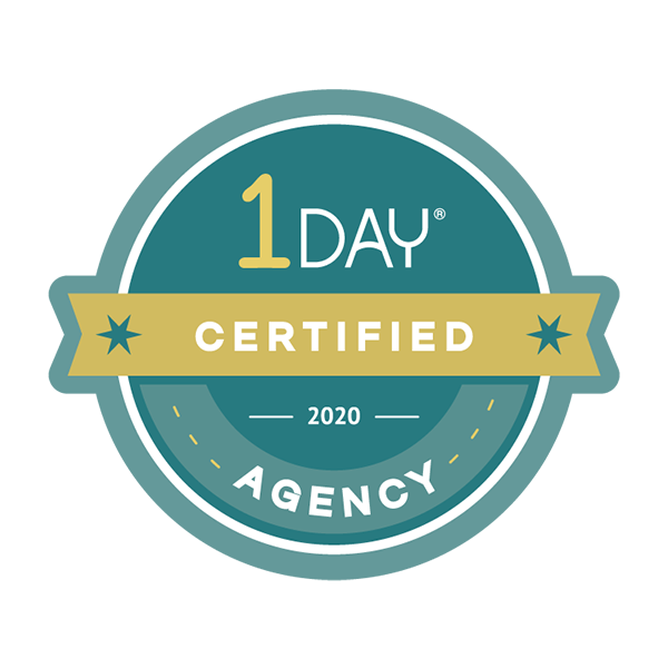 1 Day Website Certification For Agencies