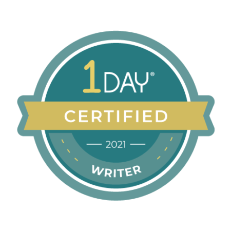 1 Day Writer Certification